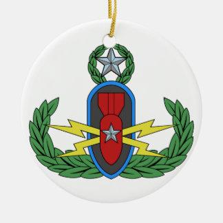 EOD Christmas Ornament