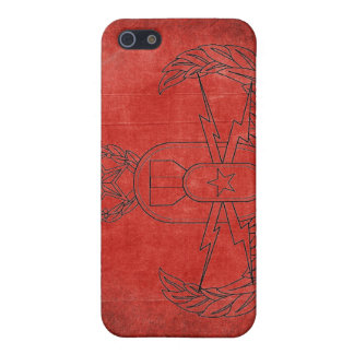 EOD Crab Red Cover For iPhone SE/5/5s
