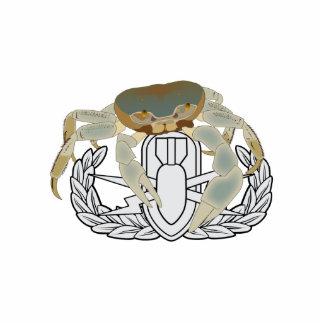 EOD Crab Statuette