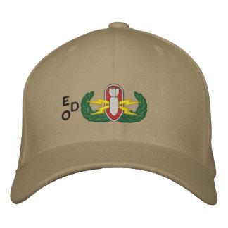 EOD EMBROIDERED BASEBALL CAP