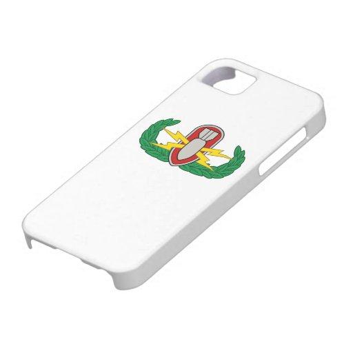 EOD en color iPhone 5 Case-Mate Carcasa