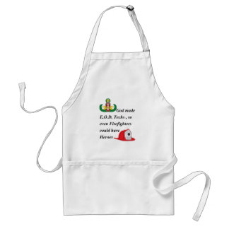 EOD - Firefighter Heroes Adult Apron