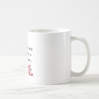 EOD - Firefighter Heroes Classic White Coffee Mug