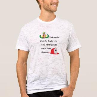 EOD - Firefighter Heroes T-Shirt