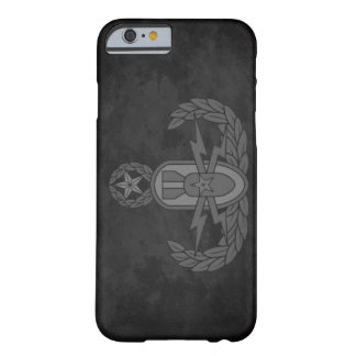 EOD grey tones Barely There iPhone 6 Case