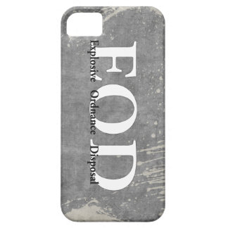 EOD iPhone 5 Barely There-grey iPhone SE/5/5s Case