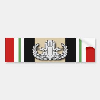EOD Iraq Bumper Sticker