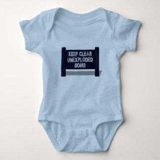 EOD Keep Clear Baby Bodysuit