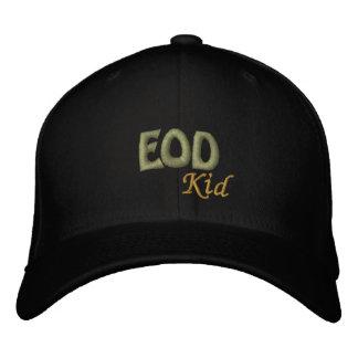 EOD, Kid Embroidered Baseball Cap
