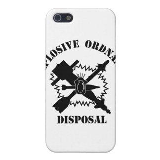 EOD logo Case For iPhone SE/5/5s