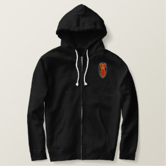 EOD logo Embroidered Hoodie