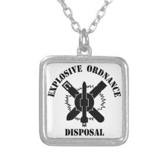 EOD logo Custom Necklace