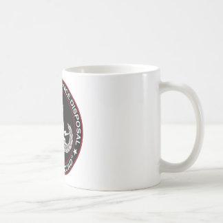 "EOD Master ""Bomb Squad"" Classic White Coffee Mug"