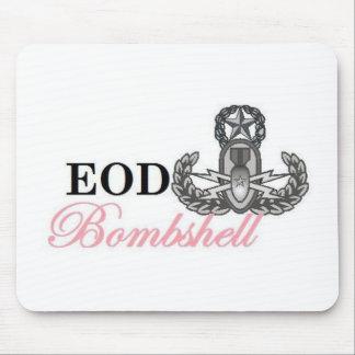 eod master bombshell mouse mat