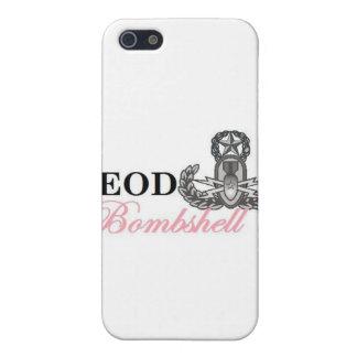 EOD Master Bombshell phone case