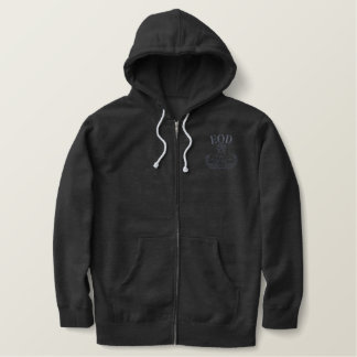EOD Master crab Embroidered Hoodie