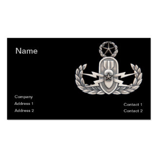 EOD Master Double-Sided Standard Business Cards (Pack Of 100)