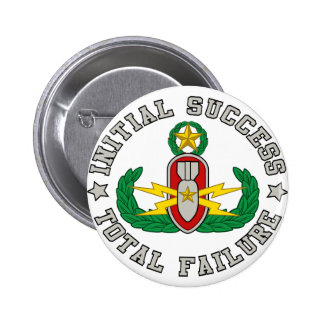 EOD Master in color ISTF Pinback Button