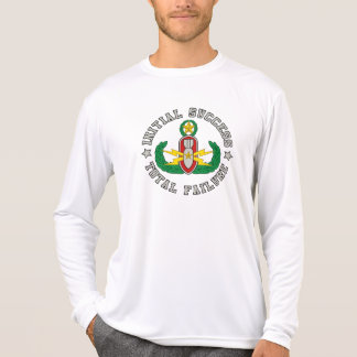 EOD Master in color ISTF T Shirts