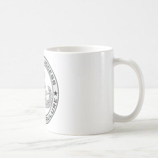 EOD Master ISoTF Classic White Coffee Mug