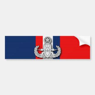 EOD Master Kosovo Bumper Sticker