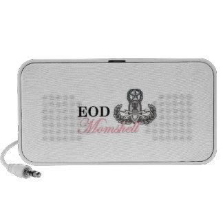 EOD Master Momshell Travelling Speakers