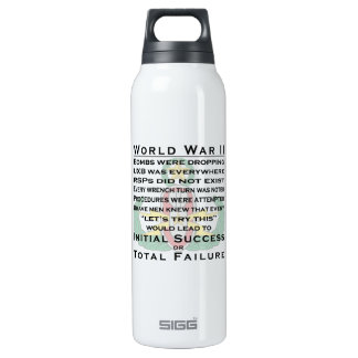 EOD Master WWII Insulated Water Bottle