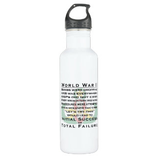 EOD Master WWII Water Bottle