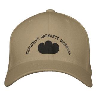 EOD outline Embroidered Baseball Hat