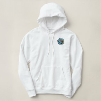 EOD Rabbit Embroidered Hoodie