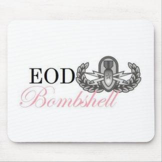 eod senior bombshell mouse pads