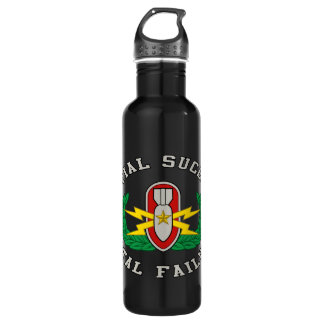 EOD Senior in color ISTF 24oz Water Bottle