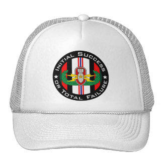 EOD Senior in color OEF ISoTF Mesh Hat