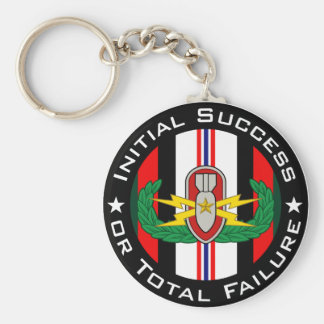 EOD Senior in color OEF ISoTF Key Chains