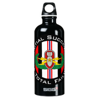 EOD Senior in color OEF ISoTF SIGG Traveler 0.6L Water Bottle