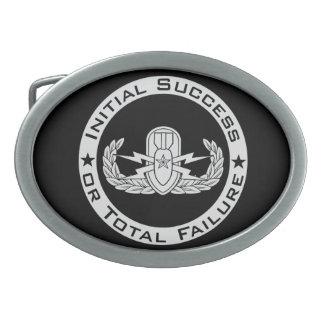 EOD Senior ISoTF Belt Buckles