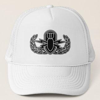 EOD stencil Trucker Hat