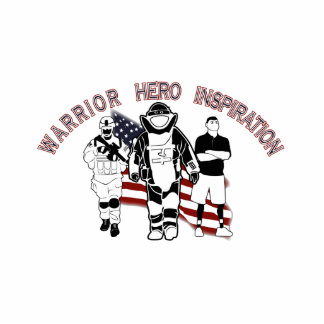 EOD Wounded Warrior Statuette