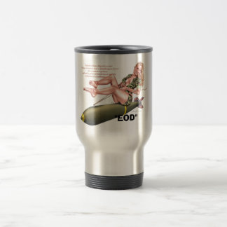 EODLADY,  EOD TRAVEL MUG