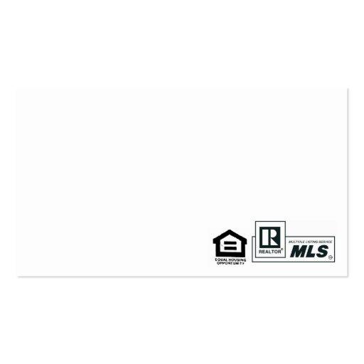 EOH logo, mlslogo Business Cards