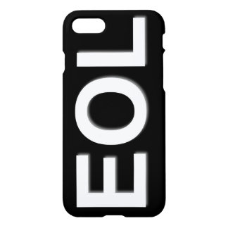 EOL End Of Life iPhone 7 Case
