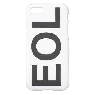 EOL End Of Life iPhone 8/7 Case