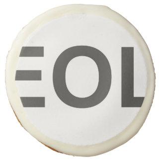 EOL End Of Life Sugar Cookie