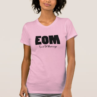 EOM end of message Tanktop