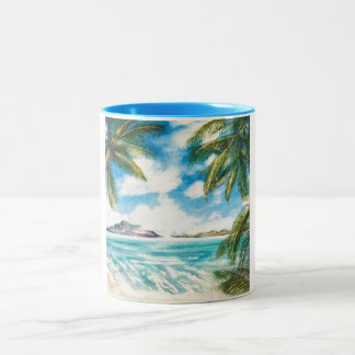 """Eon Isle: Morning Shore"" Mug 11 oz."
