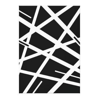 Eones 2 lona estirada galerias