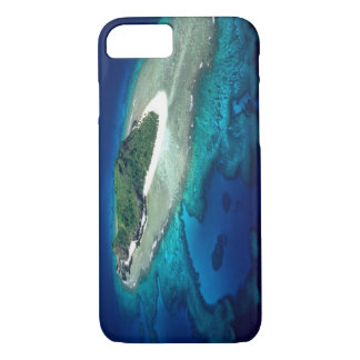 Eori Island, Mamanuca Islands, Fiji - aerial iPhone 8/7 Case