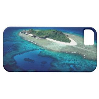 Eori Island, Mamanuca Islands, Fiji - aerial iPhone SE/5/5s Case