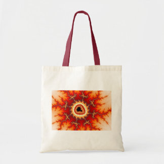 Eos - Fractal Canvas Bag