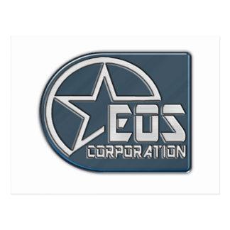 Eos Logo Postcard